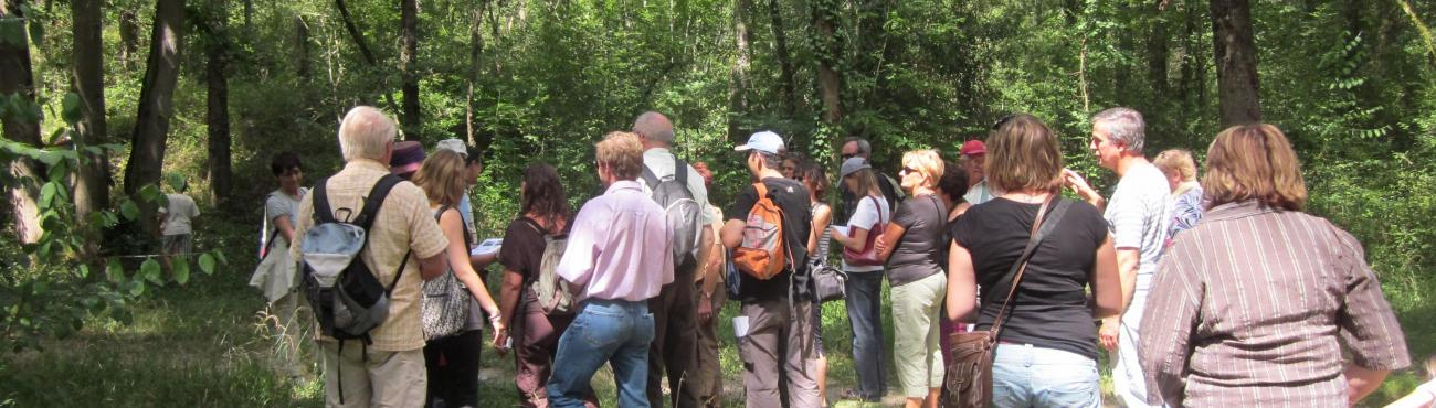 Fauna and flora guided tour