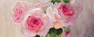 Christine Fagot Roses anciennes