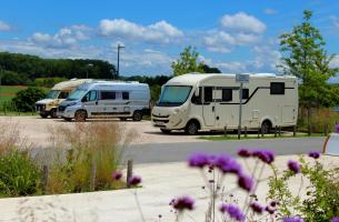 Motor homes in Hauts Tolosans
